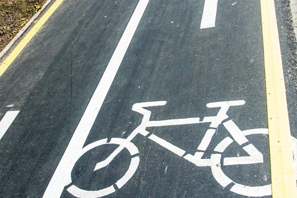 Велодорожки, Светлоярский парк